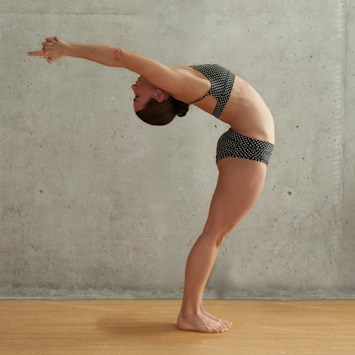 Backbend Yoga Pose