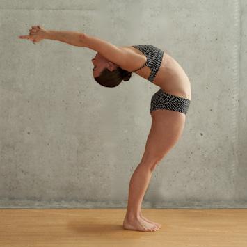 Backbend Yoga Pose