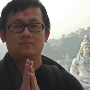 Yoga Challenge Ian Su Prayer