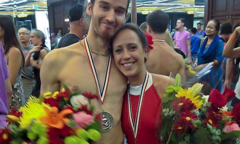 Yoga Champions Mari Dickey