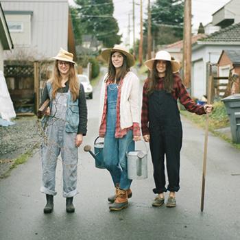 Victory Gardens Vancouver - Gardening Girls