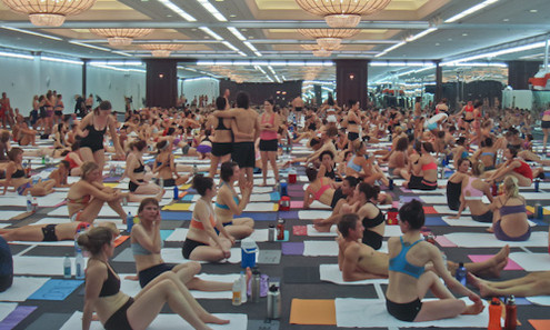 Bikram Teacher Training